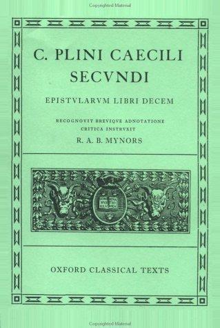 Download Epistularum libri decem.