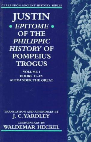 Download Epitome of the Philippic history of Pompeius Trogus