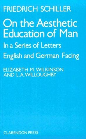 Download On the aesthetic education of man