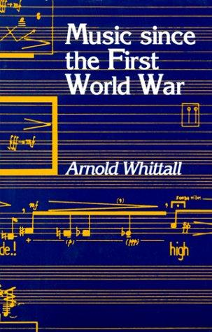 Download Music since the First World War