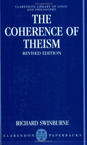 Download The coherence of theism