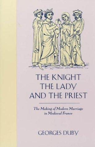 The knight, the lady, and the priest