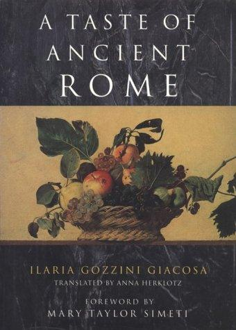 Download A taste of ancient Rome