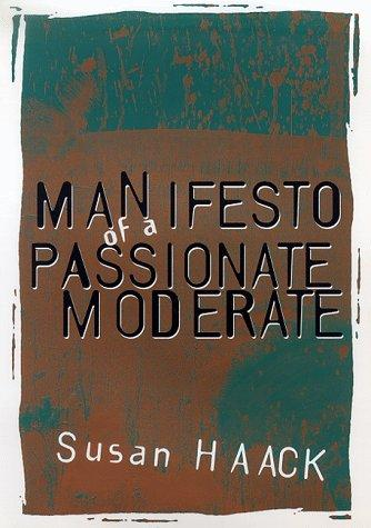 Download Manifesto of a passionate moderate