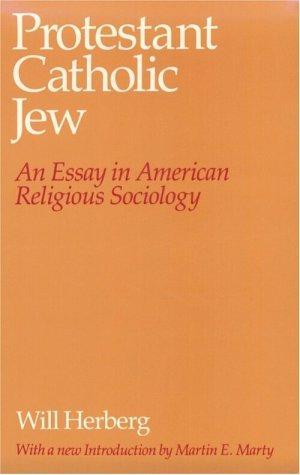 Download Protestant, Catholic, Jew