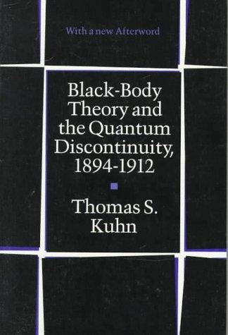 Download Black-body theory and the quantum discontinuity, 1894-1912