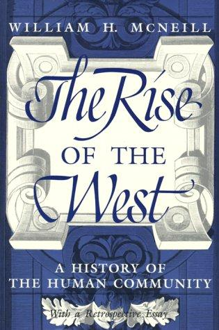Download The rise of the West