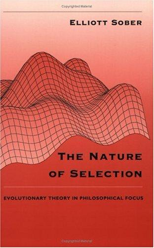Download The nature of selection