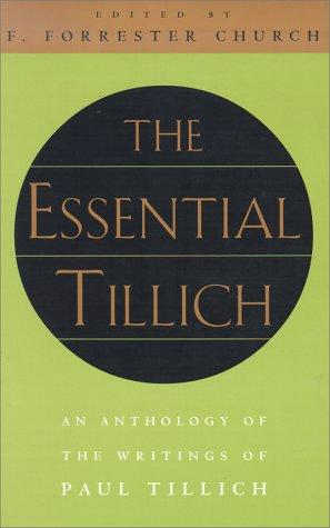 Download The essential Tillich