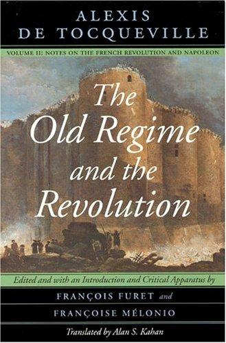 Download The Old Regime and the Revolution
