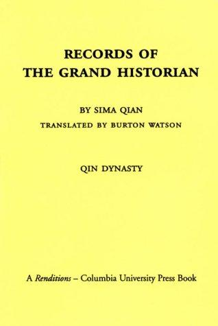 Records of the Grand Historian.
