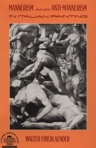 Download Mannerism and anti-mannerism in Italian painting