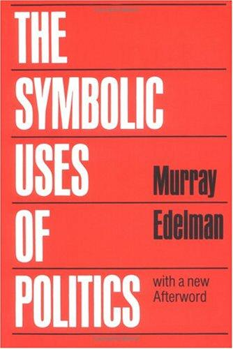 The symbolic uses of politics