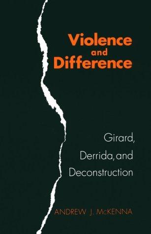 Download Violence and Difference