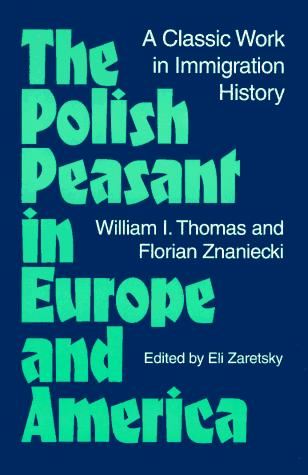 Download The Polish peasant in Europe and America