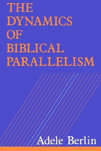 Download Dynamics of Biblical Parallelism