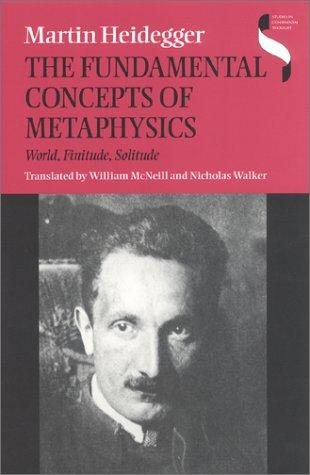Download The fundamental concepts of metaphysics