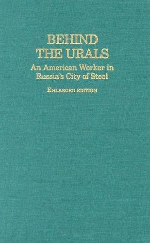 Download Behind the Urals