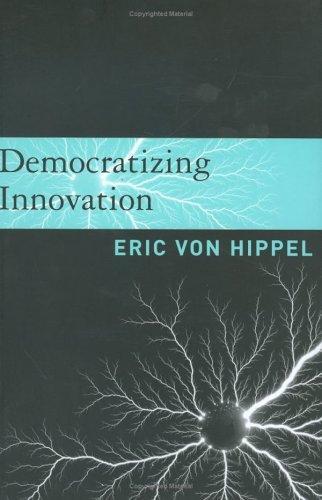 Download Democratizing Innovation