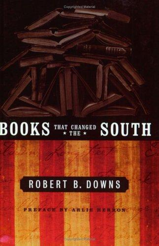 Download Books that changed the South