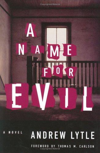 Download A name for evil