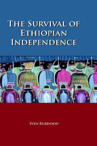 Download The survival of Ethiopian independence