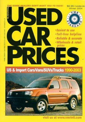 Download Vmr Standard Automotive Guides Used Car Prices