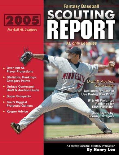 Download Fantasy Baseball Scouting Report