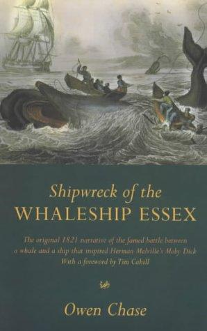 "Shipwreck of the Whaleship ""Essex"""