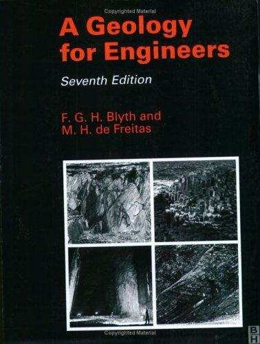 Download A geology for engineers