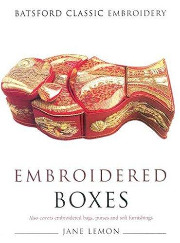 Download Embroidered boxes
