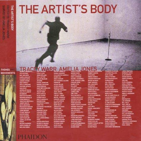 Image for The Artist's Body (Themes and Movements)