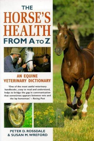 Download The horse's health from A to Z