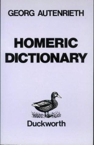 Download Homeric dictionary