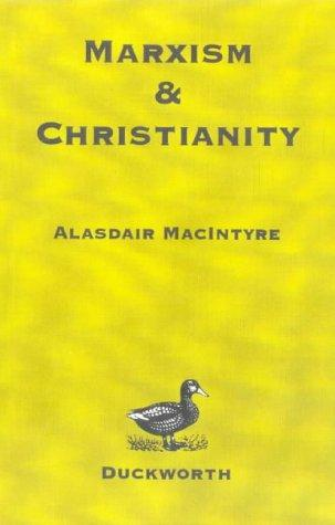 Download Marxism & Christianity