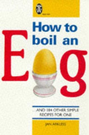 Download How To Boil An Egg