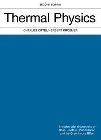 Thermal physics