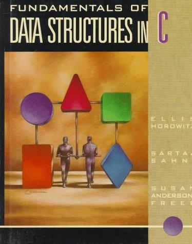 Download Fundamentals of data structures in C