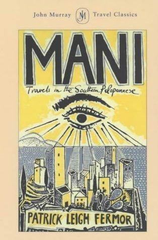 Download Mani (John Murray Travel Classics)