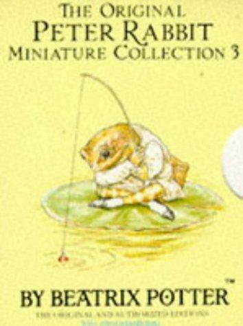 Download The Original Peter Rabbit Miniature Collection (Mini-pack, Potter)