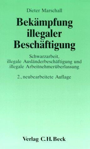 Download Bekämpfung illegaler Beschäftigung