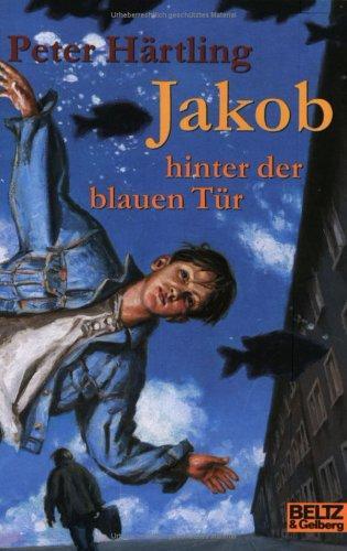 Jakob hinter der blauen Tür
