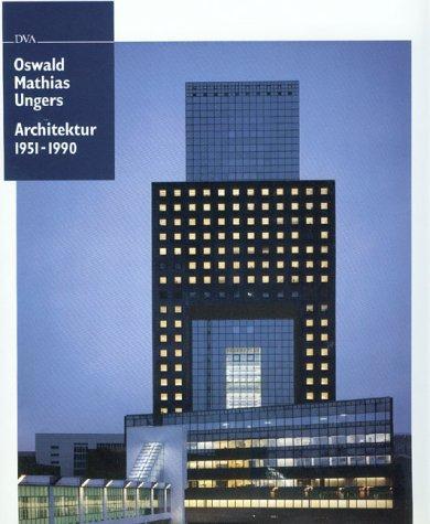 Download Oswald Mathias Ungers