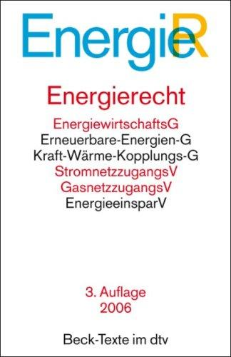 Download Energierecht