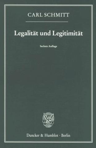 Download Legalität und Legitimität