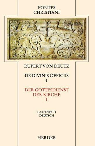 Download Liber de divinis officiis =
