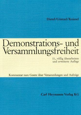 Download Demonstrations- und Versammlungsfreiheit
