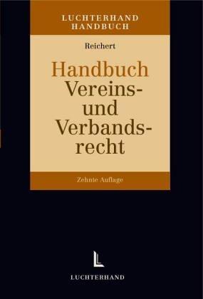Download Handbuch des Vereins- und Verbandsrechts
