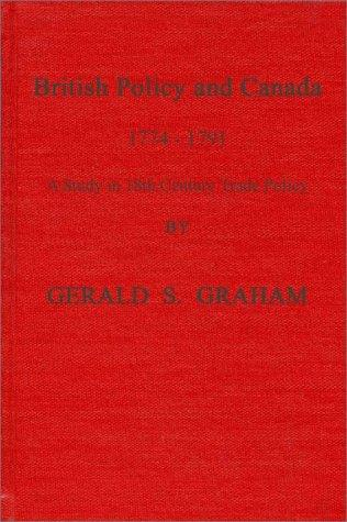 British policy and Canada, 1774-1791