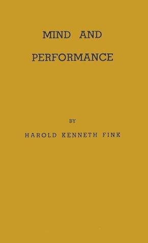Mind and performance